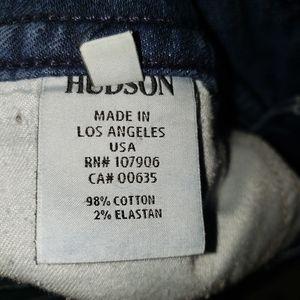 Hudson signature bootcut size 30 jeans